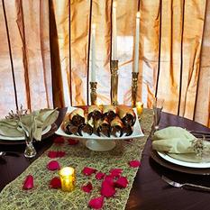 Romantic Stone Crab Dinner, Super Colossal (5 lb.)