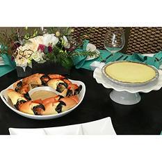 Florida Stone Crabs & Key Lime Pie, Jumbo (10 lb.)