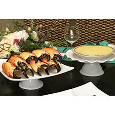 Bahamas Stone Crabs & Key Lime Pie, Super Colossal (10 lb.)