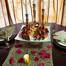 Romantic Stone Crab Dinner, Large (5 lb.)