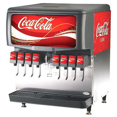 Cornelius ED200 Soda System w/Dispenser Stand
