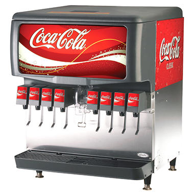 Cornelius ED200 Complete Fountain Drink System