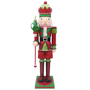 Wooden Nutcracker - 32