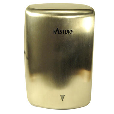 FastDry Stainless Steel One Touch Hand Dryer