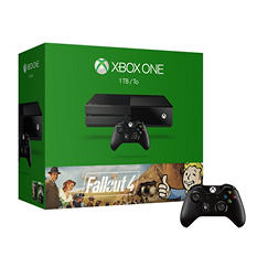 Xbox One 1TB with Fallout 4 & Extra Controller Bundle