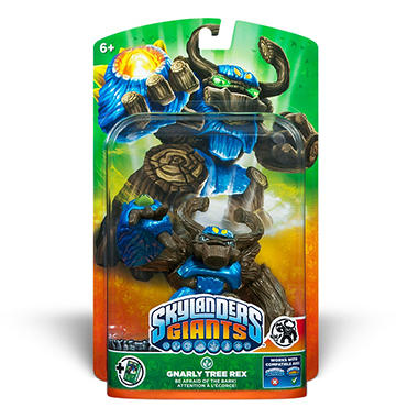 Skylanders Giants - Gnarly Tree Rex