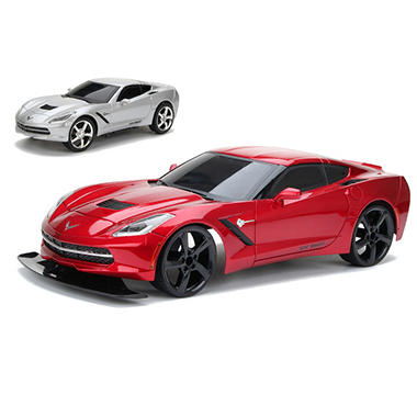 Corvette R/C Sport Twin Pack - Red