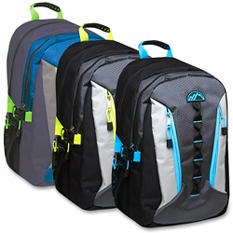 Mountain Edge 18 Inch Compression Backpack - 24 Pack
