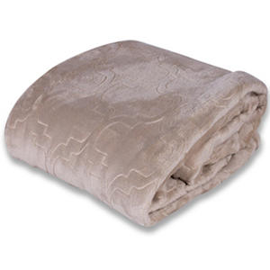 Faux Mink Lounge Throw (Assorted Colors)