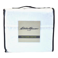 Eddie Bauer Cotton Flannel Sheet Set (Assorted Patterns)