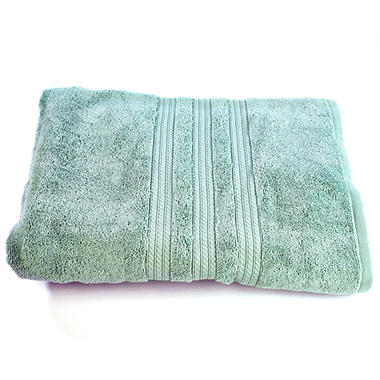 "100% Cotton Luxurious Bath Sheet, Various Colors (34"" x 68"")"