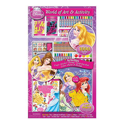 Disney Art & Activity Set - Princess