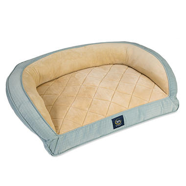 Serta Perfect Sleeper Oversized Couch Pet Bed 39 Quot X 29