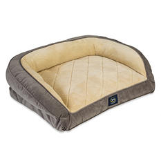 """Serta Perfect Sleeper Oversized Couch Pet Bed, 39"""" x 29""""  (Choose Your Color)"""