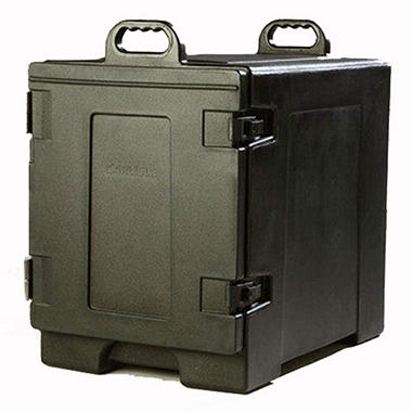 Carlisle Pan Carrier End Load-Black