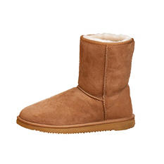 Cozie Steps 100% Genuine Australian Sheepskin Classic Short Boot (Assorted Colors)