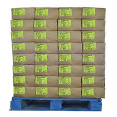 Member's Mark 4 lb. Kraft Paper Bag (500 ct., 128-case pallet)