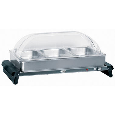 Cadco WTBS-3RT Buffet Server