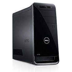 Dell XPS 8700 Desktop Computer, Intel Core i7-4790, 16GB Memory, 2TB Hard Drive*FREE UPGRADE TO WINDOWS 10