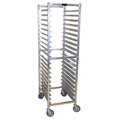 Prairie View Economy Welded & Knock Down Pan Racks