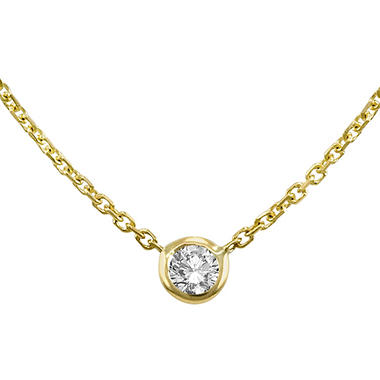 .23 ct. Diamond Solitaire Pendant (H, SI2)