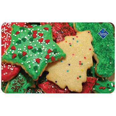 Cookies Gift Card