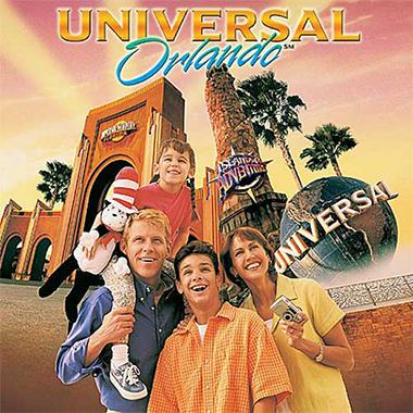 Universal Orlando - 4-Park Flex Ticket™ - Child (3-9 yrs)