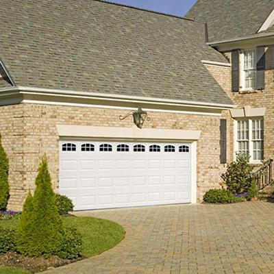"Amarr WeatherGuard"" Garage Door - Cascade Short"