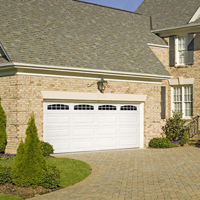 "Amarr WeatherGuard"" Garage Door - Cascade Long"