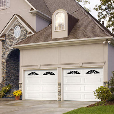 "Amarr WeatherGuard"" Garage Door-Wagon Wheel Long"