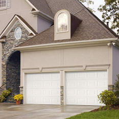 "Amarr WeatherGuard"" Garage Door - Short Panel"