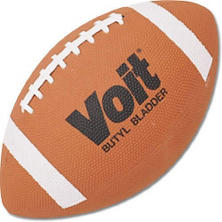 XF9 Rubber Football - 2 pk.