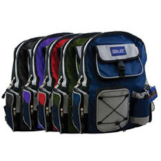 "Bazic 17"" Backpacks Odyssey - 20 pk."