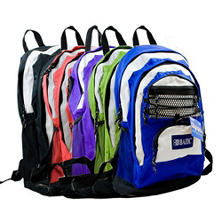 "Bazic 17"" Backpacks Olympus - 20 pk."