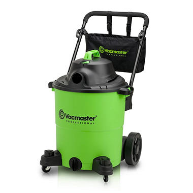 Vacmaster Professional 14 Gallon/ 6.5 Peak HP Wet/Dry Vacuum