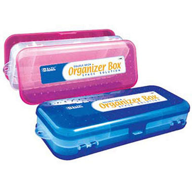 Bazic Double Decker Organizer Box - 144 pk.