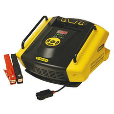 Stanley - Golf Cart & Vehicle Battery Charger - 6V to 48V