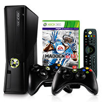 Xbox 360 4GB Console Value Bundle