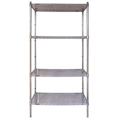 Chrome Shelving Set - Various Sizes