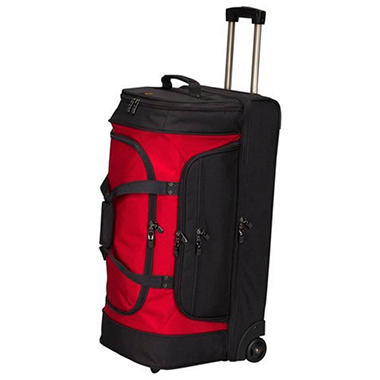 "Member's Mark� 30"" Dual-Compartment Wheeled Duffel"