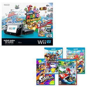 Wii U Pick An Extra Game Bundle