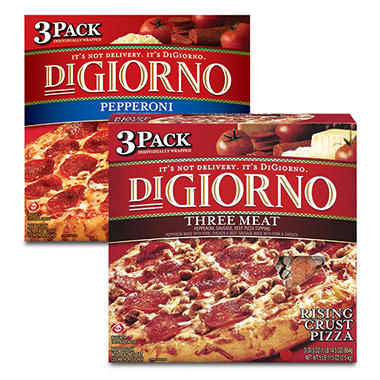 $3.00 off DiGiorno® Pizza