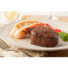 Surf and Turf For Four