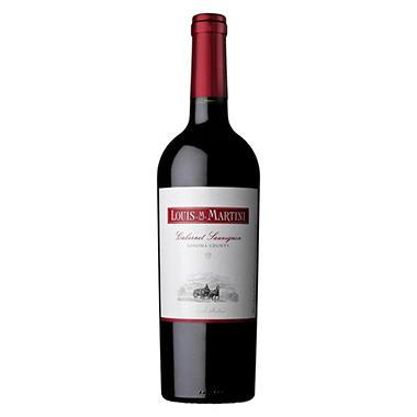 Louis M. Martini Sonoma County Cabernet Sauvignon (750 ml)
