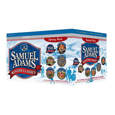 Samuel Adams Winter Classics Variety Pack (12 oz. bottles, 24 pk.)