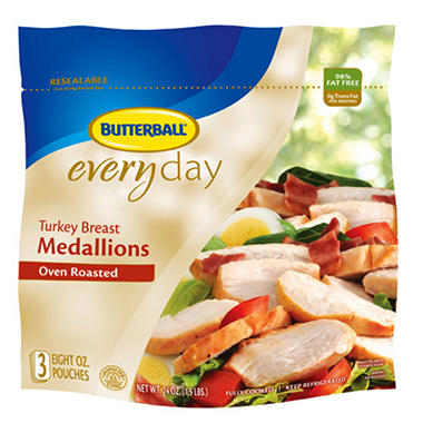 Butterball® Turkey Medallions