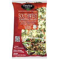 Taylor Farms Southwest Chopped Salad Kit