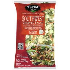 Taylor Farms Southwest Chopped Salad Kit