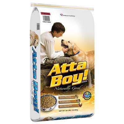 Atta Boy Dog Food - 50 lbs.