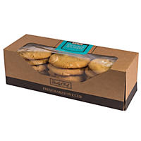 Case Sale: White Chunk Macadamia Nut Cookies (144 ct.)
